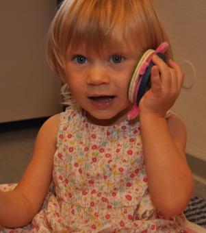 zweijähriges kind spricht nicht