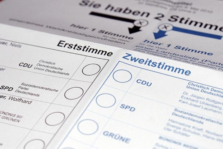 Wahlvorhersage Bundestagswahl