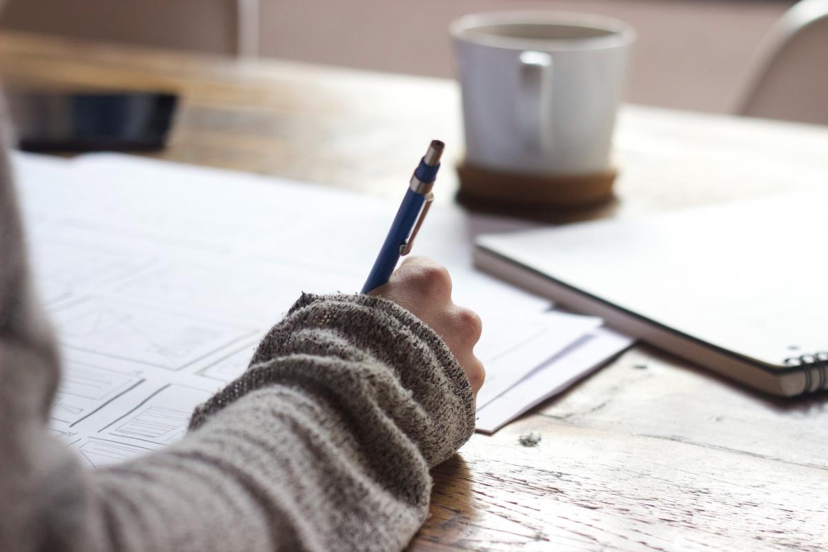 Schreiben Sie sich frei   In Mind