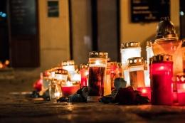 Kerzen in Wien