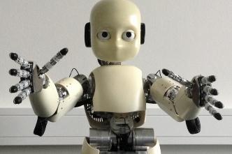 Roboter im Uncanny Valley